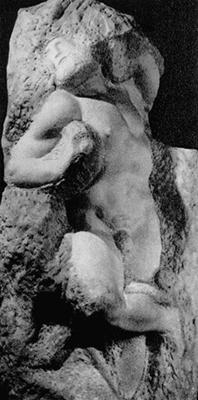 Michelangelo, Awakening Slave