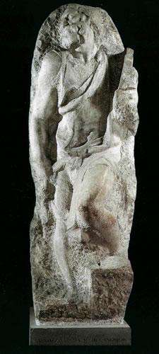 Michelangelo, St. Matthew