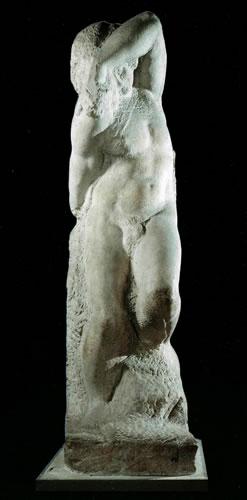 Michelangelo, Young Slave